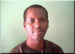 Dieng El Hussein, SG de l'IRA-Mauritanie